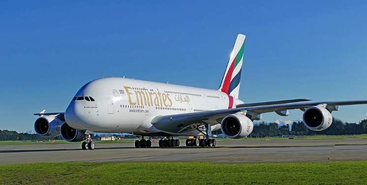 Airbus A380 story