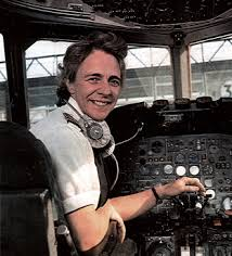 Yvonne Pope Sintes, first Women airline pilot