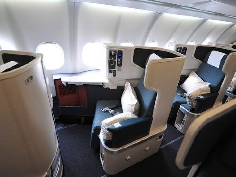 best business class - cathay business class