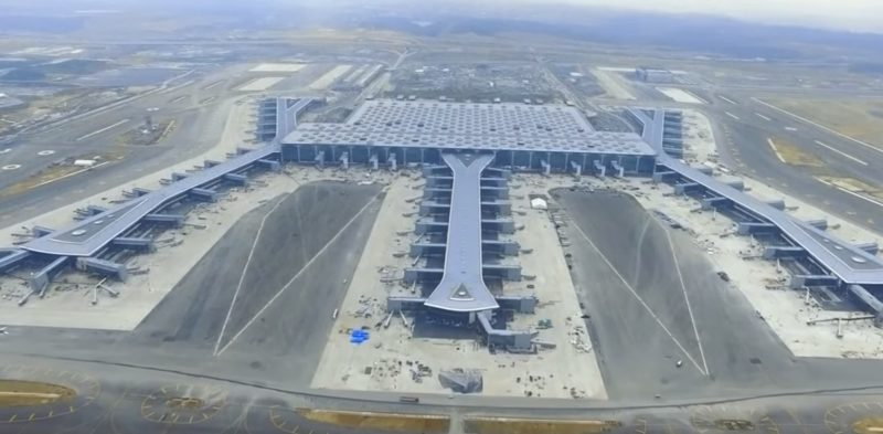 istanbul airport - Istanbul new aiport photos